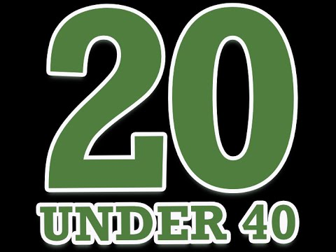 Third Annual 20 Under 40 Awards