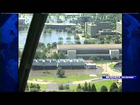 New Video Shows Ames Flooding From Air