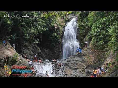 Choose Catanduanes EP 2 - Hicming Falls and Twin Rock
