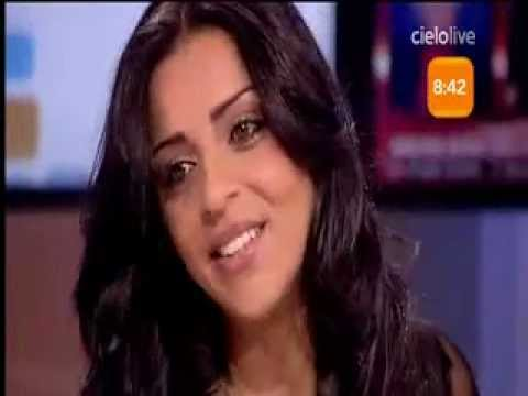 Maha's Interview for Sky TV- Buongiorno Cielo + Subtitles