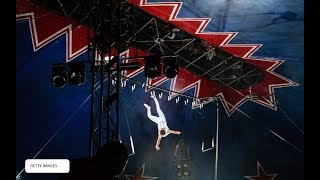 Epic Trapeze Fail on 'America's Got Talent': Afternoon Sleaze