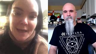 """Anette Olzon Discusses The Dark Element Latest Album """"Songs The Night Sings"""""""
