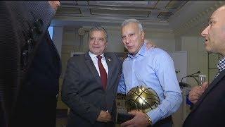 «Nick Galis hall of famous game»: Tιμάται ο «θεός» του ελληνικού μπάσκετ