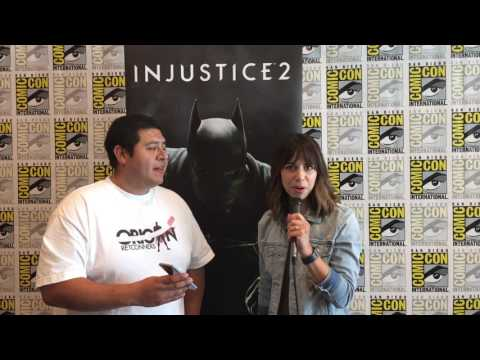 SDCC 2016 - Supergirl / Laura Bailey: Retconned!