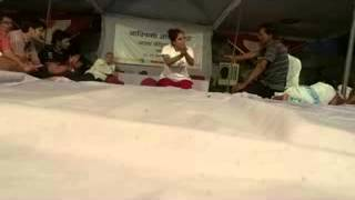 02 Ham Bolab Ta La Lag jaai Dhak se SONG Vikas sanwad cultural Eve August 2014