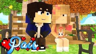 Minecraft : NAMORADINHA DO FILHO !! #7 ( Minecraft Pais)