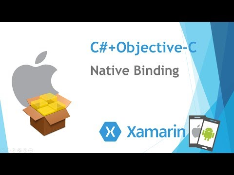 [Xamarin.iOS] Native Binding 使用iOS靜態函式庫 (C# + Objective-C)