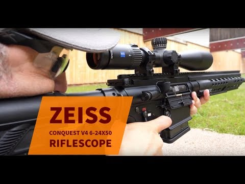 ZEISS Conquest V4 6-24x50 riflescope - all4shooters