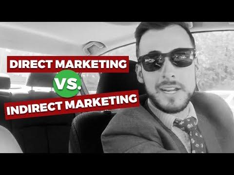 Direct Marketing 🥊 VS. Indirect Marketing 🥊