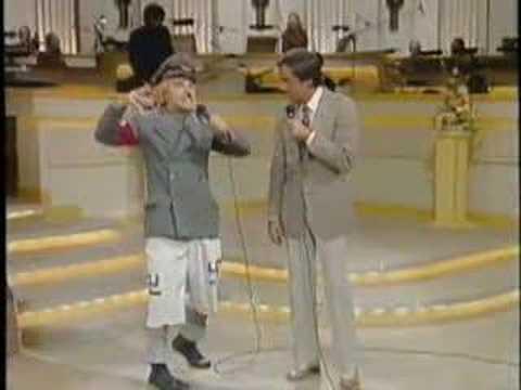 Freddie Starr on Des O'Connor Tonight