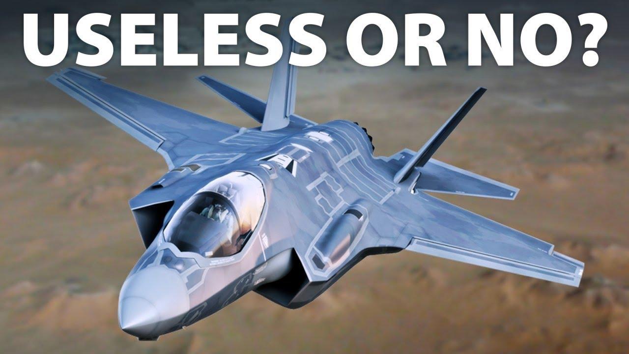 Is The F-35 Program Worth  Trillion Dollars?