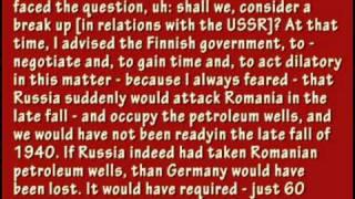 Hitler Speaking Normally (Subtitles)