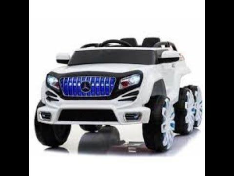 Walmart Toys Car Battery 18V BTL 6 Wheeler Ride On Jeep Review Power Wheel Kids Jeep