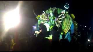 Durga Devi Visarjan ,jaihind chowk, Yavatmal, Yavatmal Navratri- Must Watch!