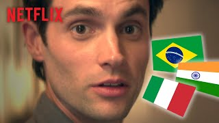What YOU Sounds Like In Other Languages | Dub Swap | Netflix
