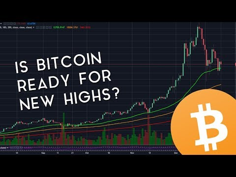 Bitcoin in 2018   Is the correction over?