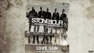 Stone Sour - Love Gun (Audio)