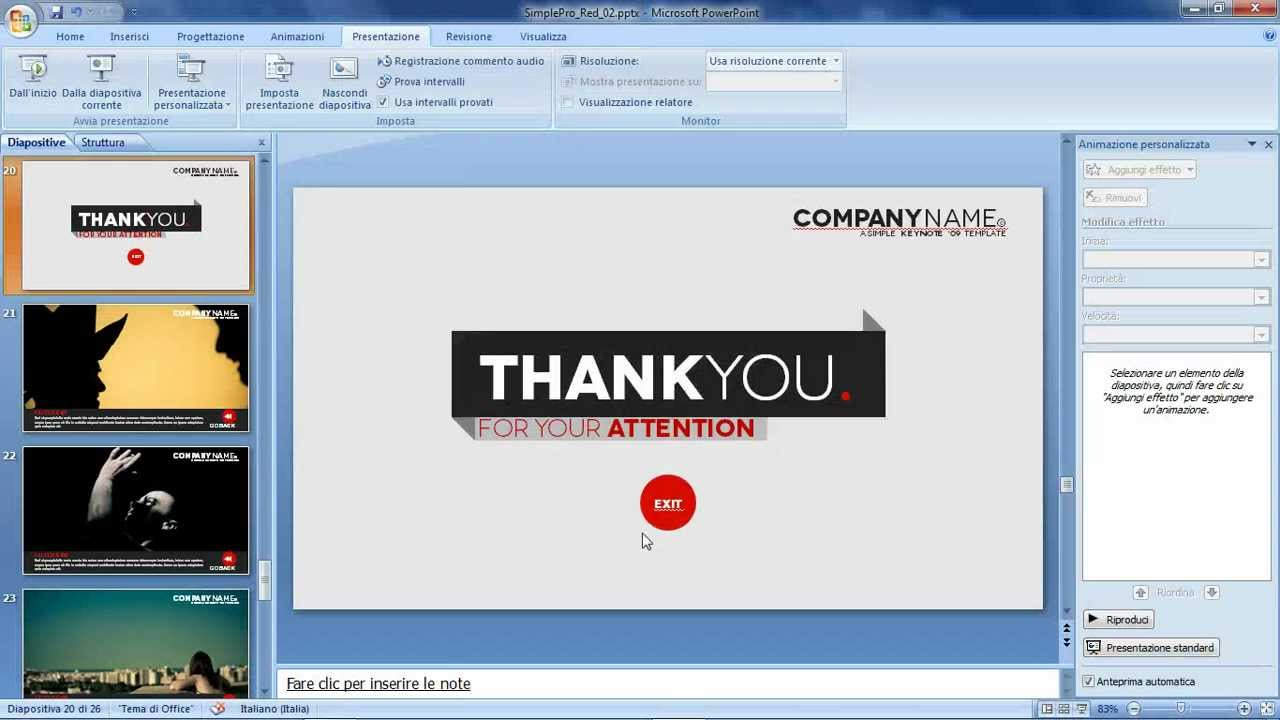 Interactive Ppt Template. simple pro powerpoint interactive ...
