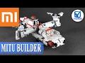 Xiaomi MITU BUILDER DIY Osprey Aircraft космолет собираем из деталей конструктора