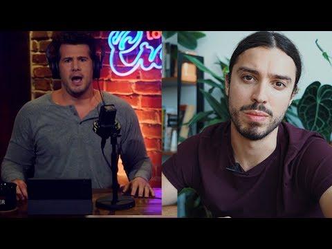 Steven Crowder Destroys Veganism | Earthling Ed Vs Steven Crowder