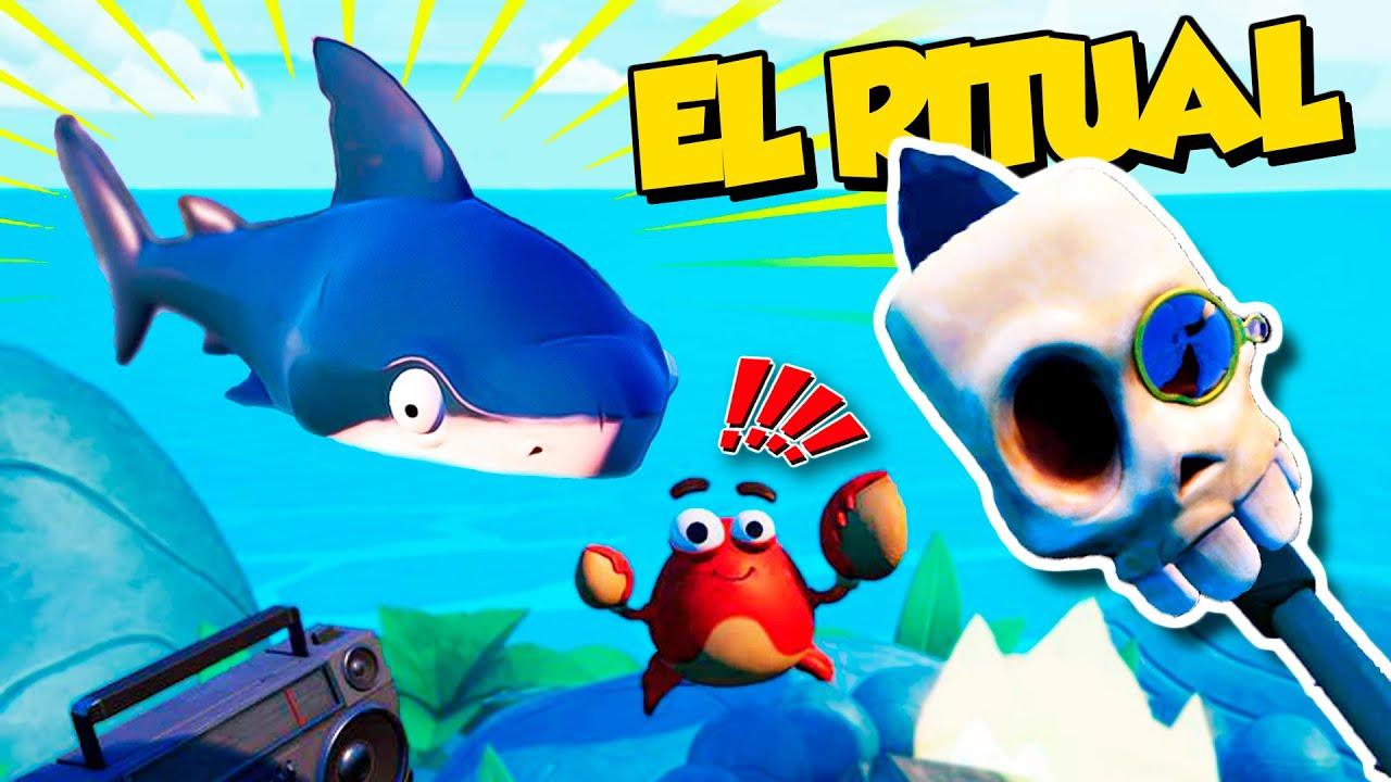 El Ritual y la caza del Tiburón | Island Time VR