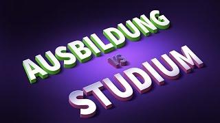 Ausbildung vs Studium в Германии. Что лучше? #неЕвропеюшкиМысВами