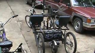 electric 4 wheel bike