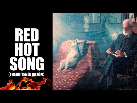 NASU - Red Hot Song (Freud tenía razón) [Lyric Video]