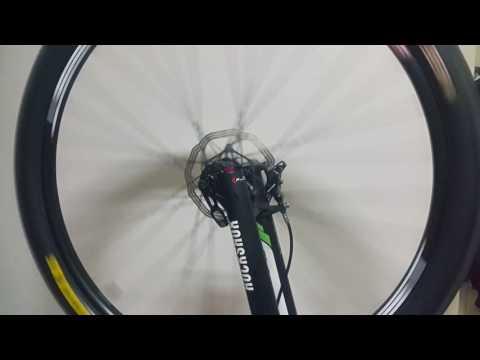 stans notube ztr crest mk3 29er front wheel