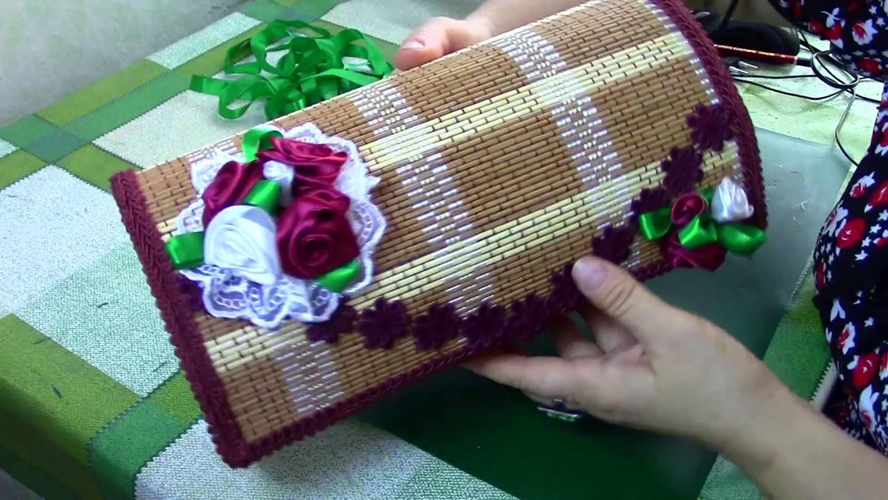 Страна мастеров шкатулки своими руками для рукоделия