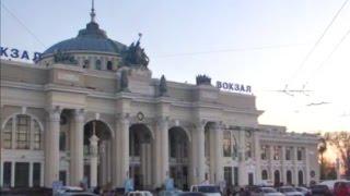 Ж/Д вокзал Одесса / Railway Station Odessa(, 2017-04-17T13:00:59.000Z)
