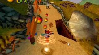 Crash Bandicoot 3(warped)pc gameplay