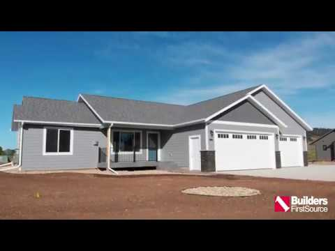 New Home By High Plains Construction In Spearfish, SD