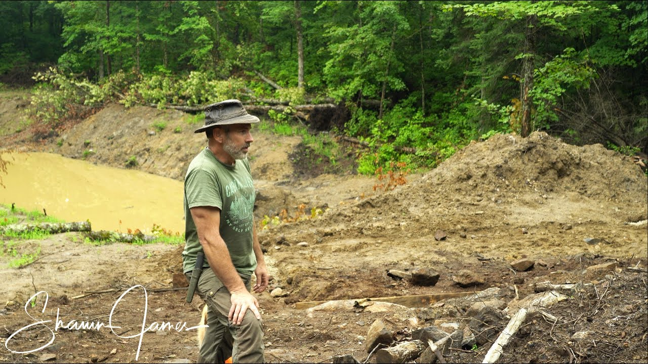 What Self Reliance Means to Me & Building a Wooden Workshop in the Forest