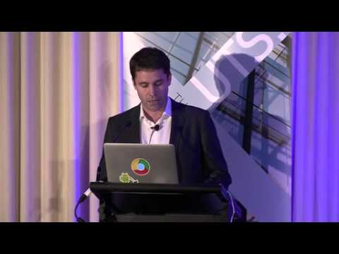 UTSpotlight - Growing Australia's Digital Economy with Nick Leeder