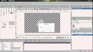 synfig studio tutorial mengenal synfig