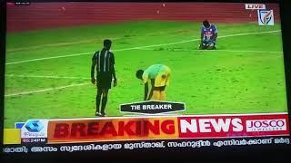kerala vs bengal santhosh trophy final 2018 penalty shootout ...!!!!