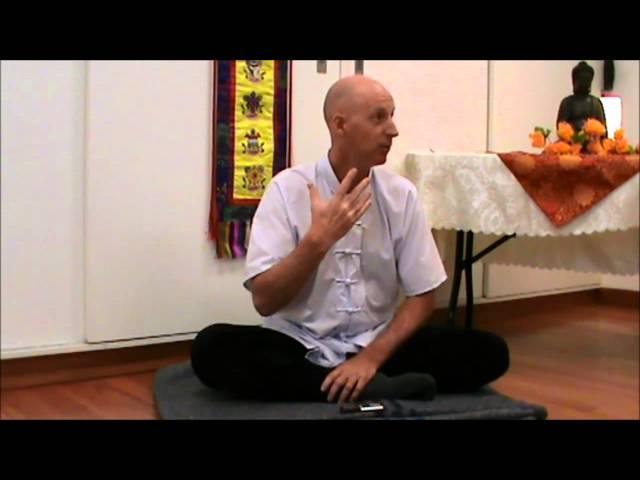 Guided Meditation Class 24 - Stephen Procter