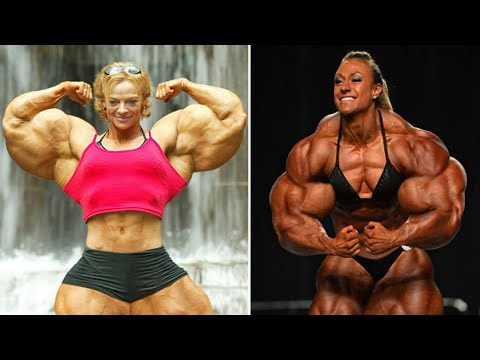 10 Strongest Women Who Took Bodybuilding Too Far