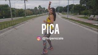 PICA - Deorro, Elvis Crespo &amp Henry Fong - Zumba