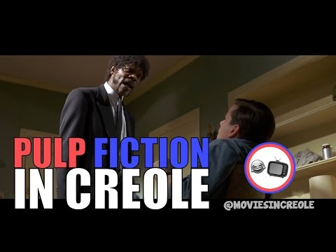 Pulp Fiction in Creole (Uncut Version)