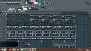 The Weekend |Matrin Garix can't feel my face(Remake) with flp