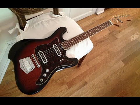 NGD - Heit Deluxe (teisco?) 60s Guitar & Amp Score (now With ... Decca Guitar Wiring Diagrams on