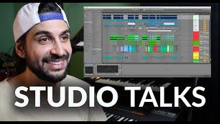 """Studio Talks 001 - A look at Parcel's """"Airing"""""""