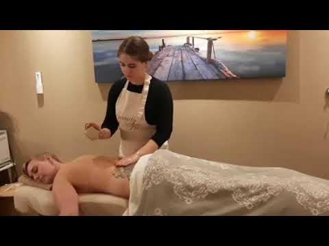 Hotstone massage bij beautyfit zaandam
