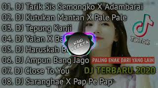 DJ TERBARU 2021 - DJ TIKTOK TERBARU 2021 - DJ VIRAL TERBARU 2021 - DJ TARIK SIS SMONGKO X ADAMBARAI