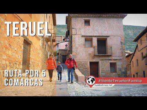 Qué ver y hacer en TERUEL. Ruta y guía por 5 comarcas - Turismo y viajes en familia / niños