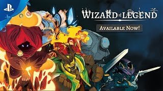 Wizard Of Legend   Launch Trailer | Ps4