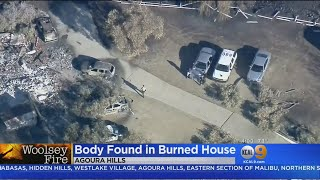 Body Found In Burned-Out Agoura Hills Home