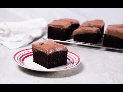 ช็อกโกแลตมูสเค้ก Chocolate Mousse Cake - วันที่ 05 Mar 2019